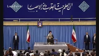 خداوندا به حق این ماه عزیز رهبر فرزانه انقلاب را برای ایران اسلامی نگهدار باش .امین یا رب العالمین