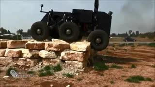 آغاز عصر ربات های نظامی بدون سرنشین، نبردهای پولادین
