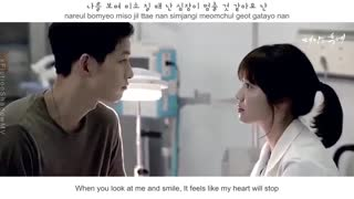 Descendants Of The Sun OST- CHEN (첸) [EXO] & PUNCH (펀치) - Everytime
