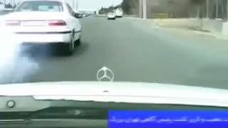تعقیب و گریز خودروی حامل ....