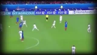 خلاصه بازی فرانسه و ایسلند یورو 2016