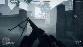 تریلری جدید از گیمپلی بازی Battlefield 1 | گیم شات