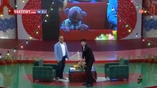 هدیه عجیب جناب خان به سردار آزمون