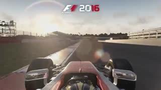 تریلر بازی  F1 2016 | گیم شات
