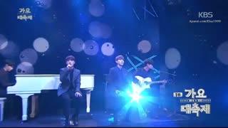 Exo Chanyeol  Baekhyun  Lay and D.O - Don't Be Sad HD