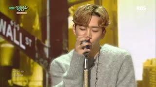 اجرای زنده اهنگ fire از جونهو 2pm