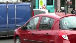 قوانین سخت رانندگی در فرانسه