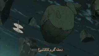 انیمه ناروتو شیپودن|زبان انگلیسی|قسمت 342|راز تکنیک جابه جایی (Naruto Shippuden)