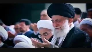 نمایی متفاوت از نماز عید فطر به امامت ولی امر مسلمین جهان حضرت امام خامنه ای (مدَّظلّه العالی)