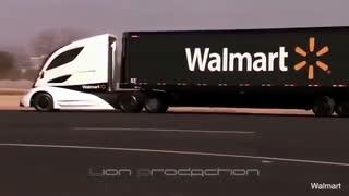 نسل جدید کامیون ها .....