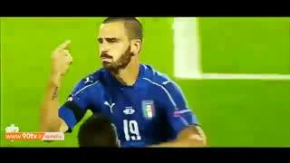 لحظات برتر و جذاب یورو ۲۰۱۶