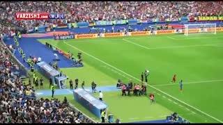 نگاه خاص یک تماشاگر به فینال مهیج یورو 2016