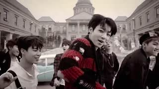 (BTS music video(war of hormone