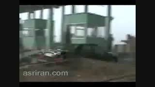 مستند تصادفات در ایران