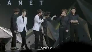 شیومین و بکهیون و تائو♥_♥دیدن این ویدئو ب شدت توصیه میشود!!