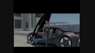 ماشین جدیدم(انیمیشن ساخت خودم)