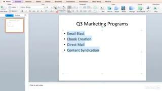 آموزش بازاریابی با اسلاید