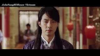 موزیک ویدیو(frozen flower (jo in sung