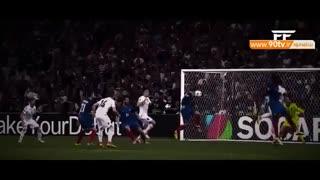 لحظات تلخ و شیرین یورو ۲۰۱۶
