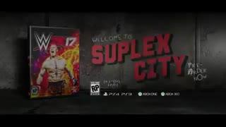 تریلر بازی WWE 2K17