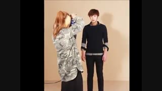 JANG KEUN SUK AND ZO SOON HI [korean photographer]