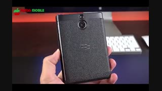 جعبه گشایی BlackBerry Passport Sliver - پارسیس موبایل