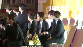 exo reaction to ailee problem