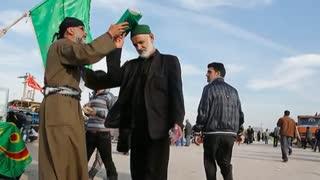 مردی که به خاطر غیرت ناموسی قید زیارت امام حسین را زد.