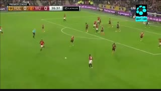هال سیتی ۰-۱ منچستر یونایتد