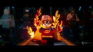 تریلر سوم Lego Batman Movie