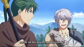 دومین OVA انیمه Akatsuki no Yona  با زیرنویس انگلیسی