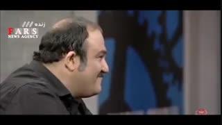 ماجرای گریه کردن مهران غفوریان پس از سکانس رقص!