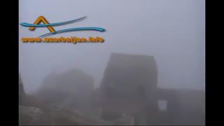 آذر بایجان شرقی   کلیبر  قلعه بابک