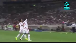 ژاپن ۱-۲ امارات