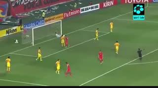 کره جنوبی ۳-۲ چین