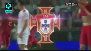 پرتغال ۵-۰ جبل الطارق