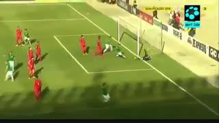 بولیوی ۲-۰ پرو