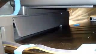 نصب مخزن روی پرینتر- HP OFFICEJET X451-X476-X551