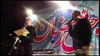 هاپکیدو - استاد محسن نقیبی و تیم - جشن رمضان قسمت ششم