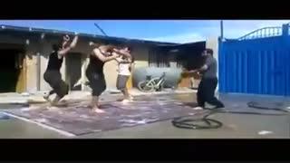 هم کار هم رقص ،آخر خنده