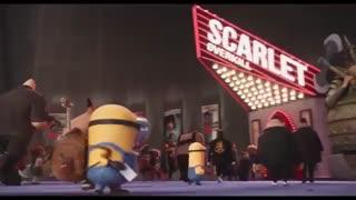 تریلر رسمی انیمیشن مینیونها 2015 - Minions