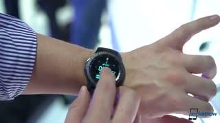 نگاهی Samsung Gear S3