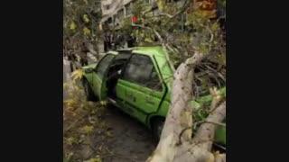 فاجعه ای در شمال ایران(مازندران)