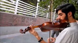 موسیقی در خیابان  street music
