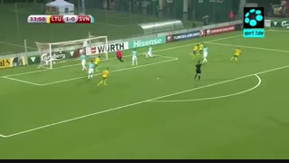 لیتوانی ۲-۲ اسلوونی