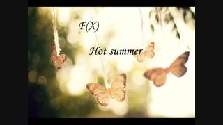 F(x)_Hot summer بازیرنویس فارسی جوین شده
