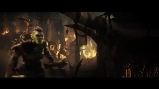 Warcraft: The Beginning trailer