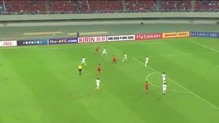 خلاصه بازی چین 0-0 ایران