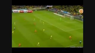 خلاصه بازی: سوئد ۱-۱ هلند