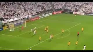 خلاصه بازی: امارات ۰-۱ استرالیا